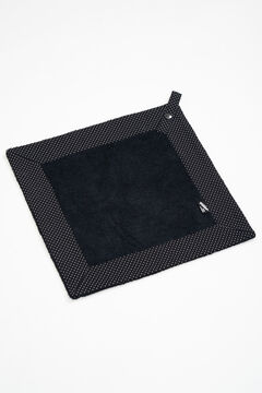 SUMU hand towel, black dot